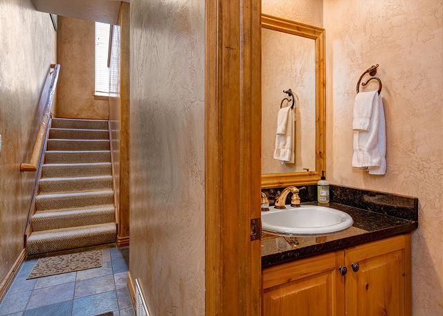 Main Level Half Bath