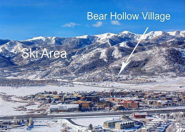 Bear Hollow Village - 5 min to Skiing!