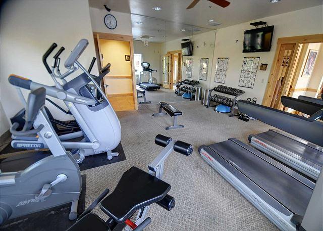 Bear Hollow Village Fitness Room
