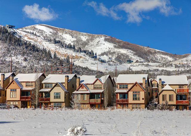 Bear Hollow Village Park City Utah