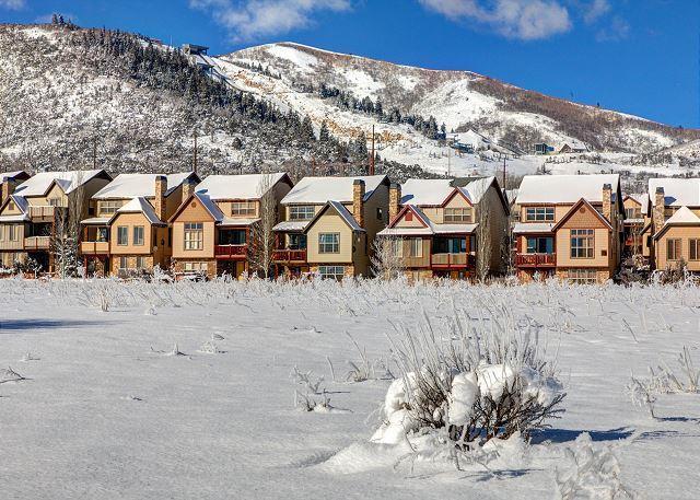 Bear Hollow Village, Park City, Utah