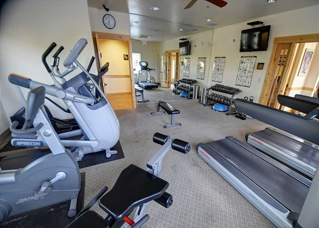 Bear Hollow Village Clubhouse Fitness