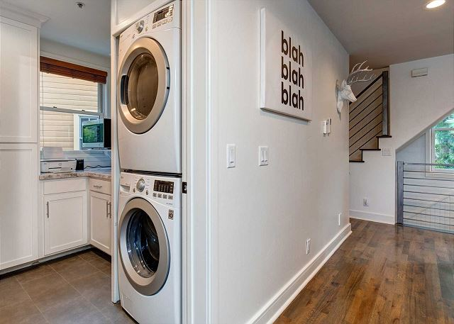 Full Size HE Washer/Dryer