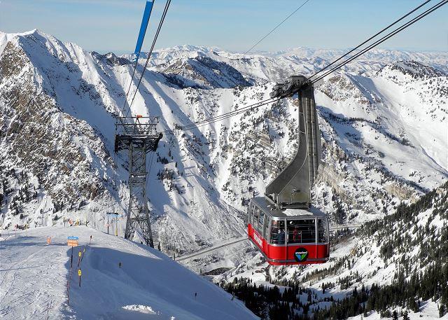 Snowbird Ski Resort Tram