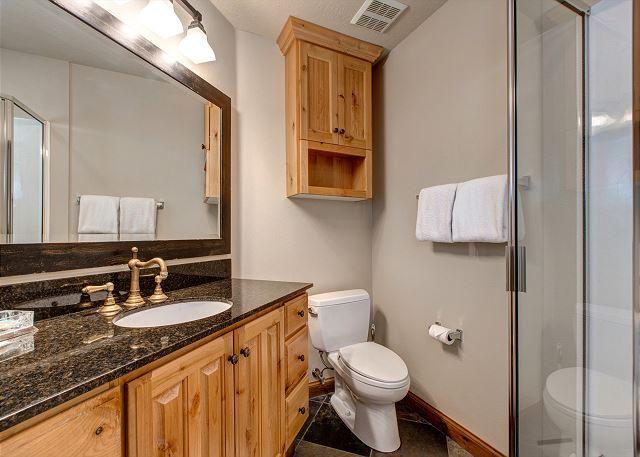 Master En Suite Bathroom - shower only