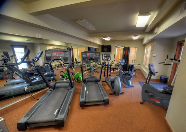 Fox Bay Clubhouse Fitness Room
