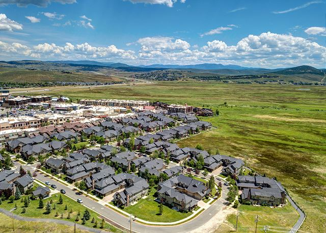 The Foxpoint at Redstone Area of Park City, Utah