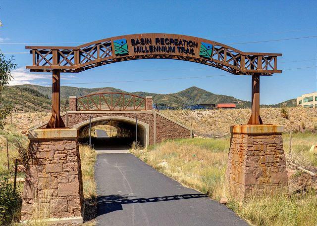Basin Recreation Millennium Trail
