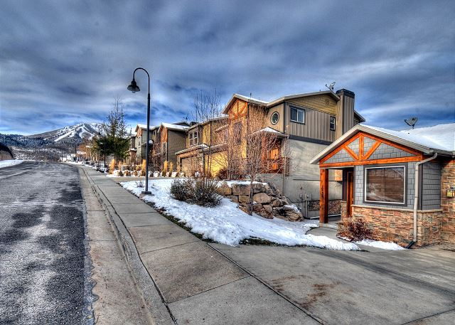Hailstone - Park City Area, Utah
