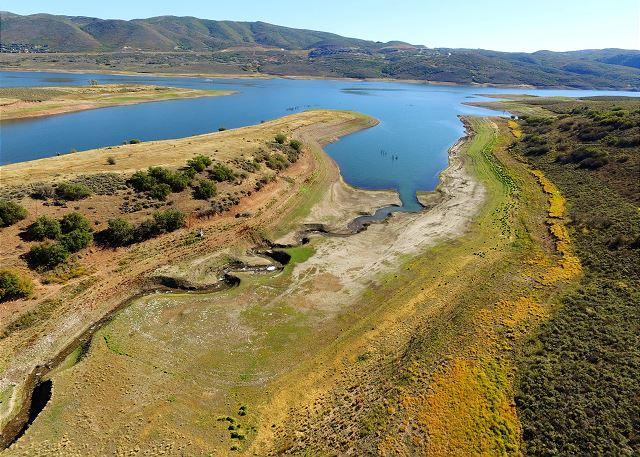Jordanelle Reservoir