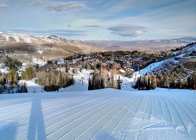 Deer Valley Ski Resort Park City Utah