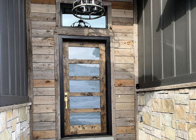Jordanelle Estates 13201 Front Door