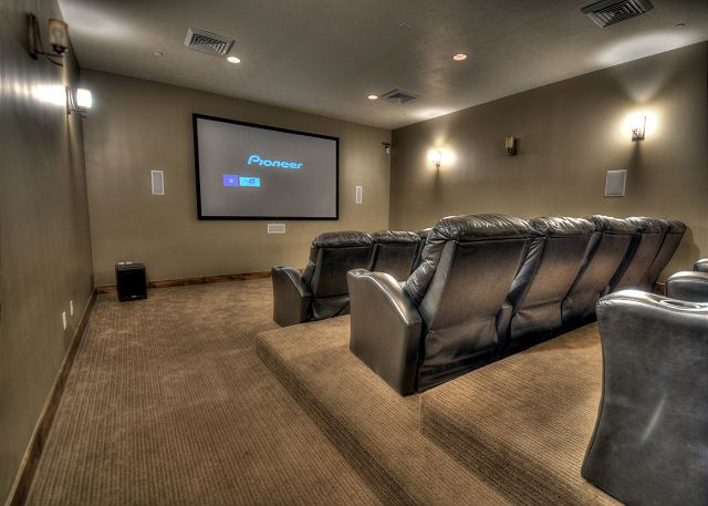 Clubhouse - Movie Theater