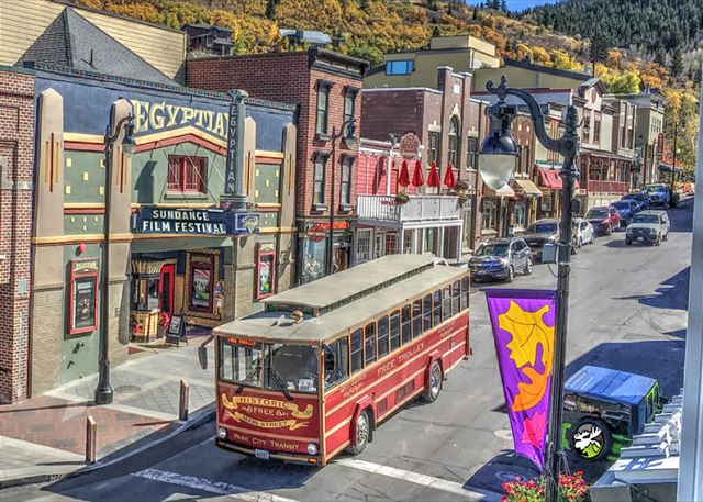 Main Street Trolley, Park City
