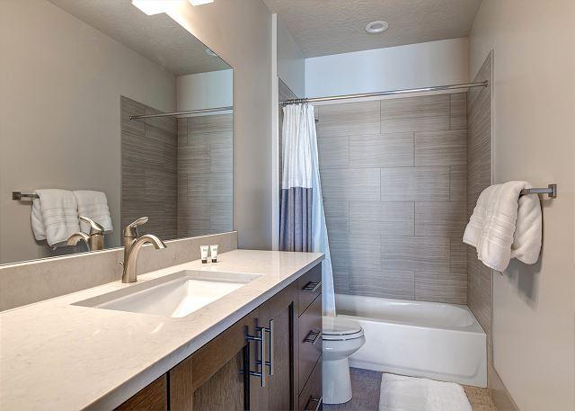 Main Level Master 2 En Suite Bathroom