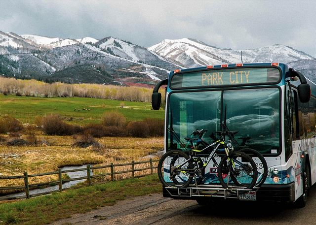 Ride the Park City Free Shuttle/Bus to just about anywhere in the Park City limits