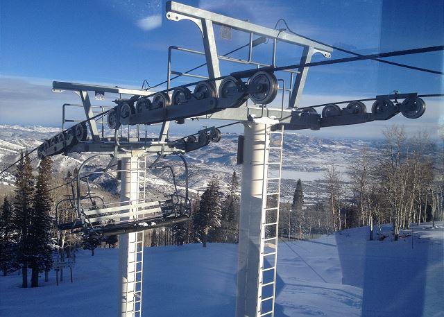 Ski Lift, Park City