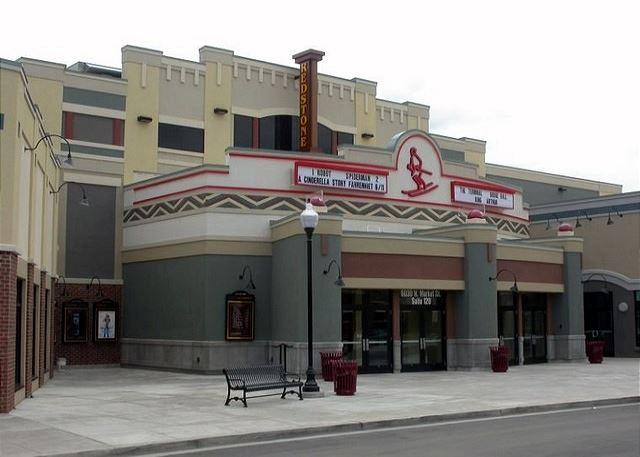 Newpark/Redstone Movie Theater