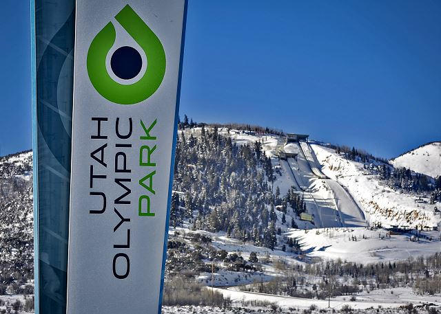 Visit Utah Olympic Park for tours, ziplining, bobsledding and more!