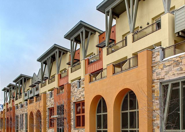 Newpark Terrace Condos, Park City, UT