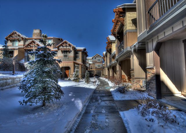 Parks Edge Condos - Park City, UT