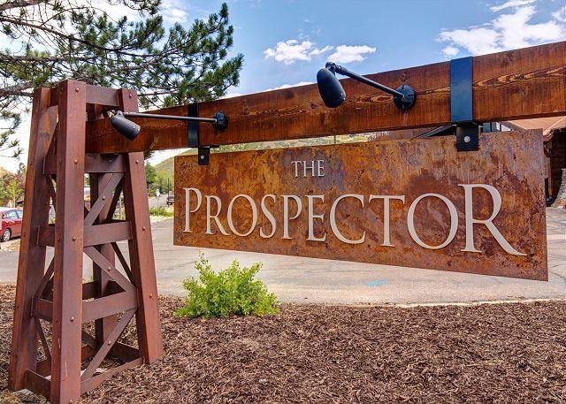 The Prospector Condos Park City - Official Venue of the Sundance Film Festival