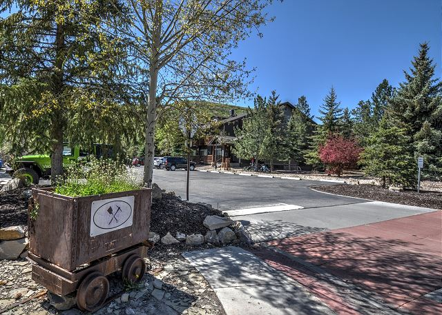 Prospector Condos, Park City Utah