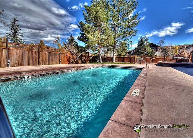 Prospector Condos NEW Pool - Open Summer Only -Park City, UT
