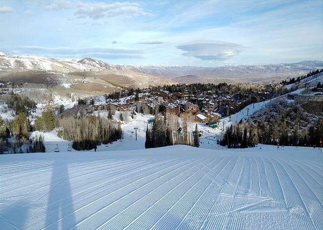 Deer Valley Ski Resort - Park City UT