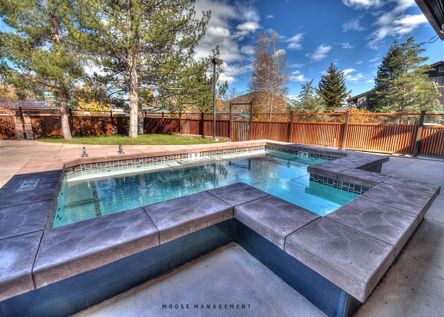 Prospector Condos LARGE Hot Tub (Open ALL Year)