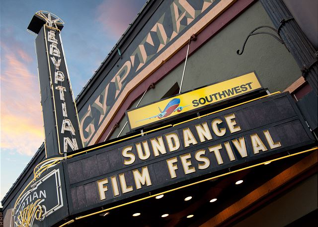 Sundance Marquee, Main Street