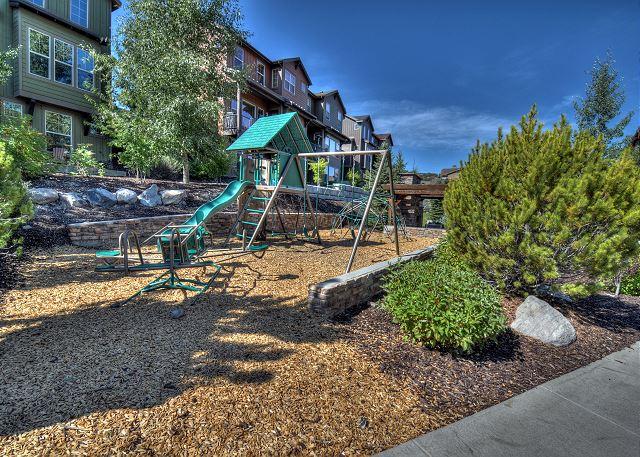 Neighborhood Playground Area