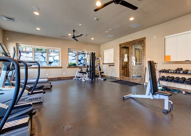 Community Clubhouse Fitness