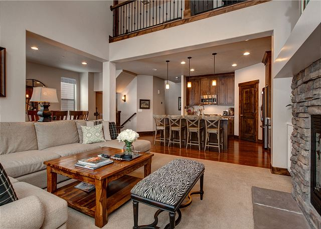 Main Living Room: Great gathering space