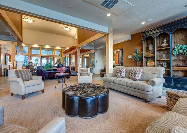 Stillwater Lodge Lobby