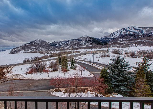 The Stillwater Lodge with Gorgeous Deer Valley Ski Run Views