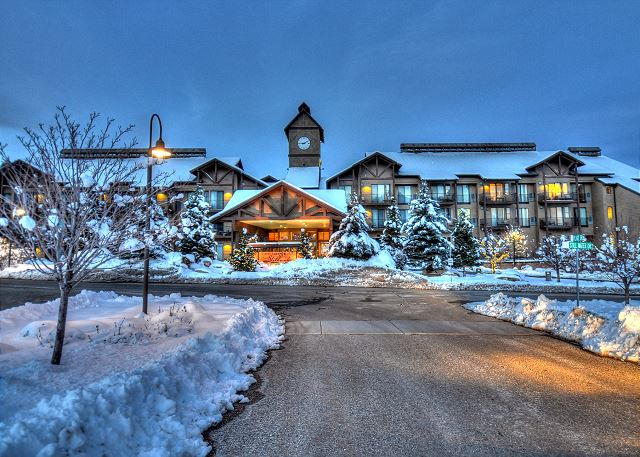 The Lodge At Stillwater - Perfect Winter Location when Visiting Park City