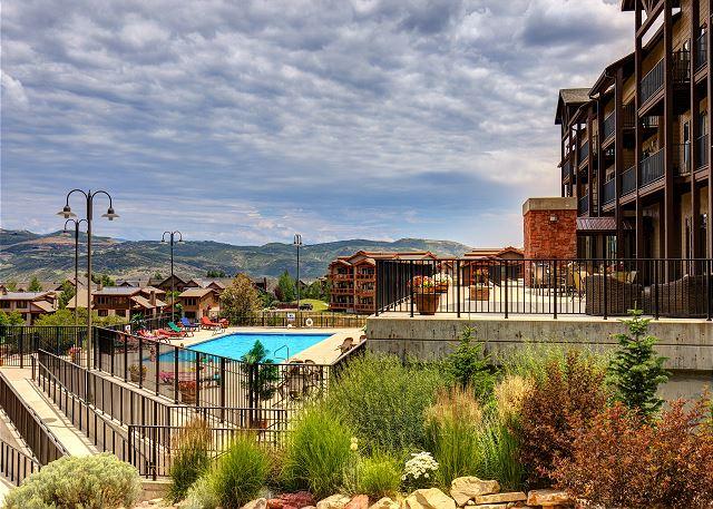 Stillwater Lodge Pool
