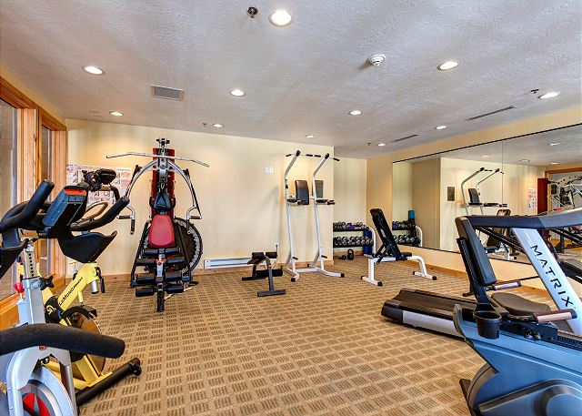Stillwater Lodge Fitness Room