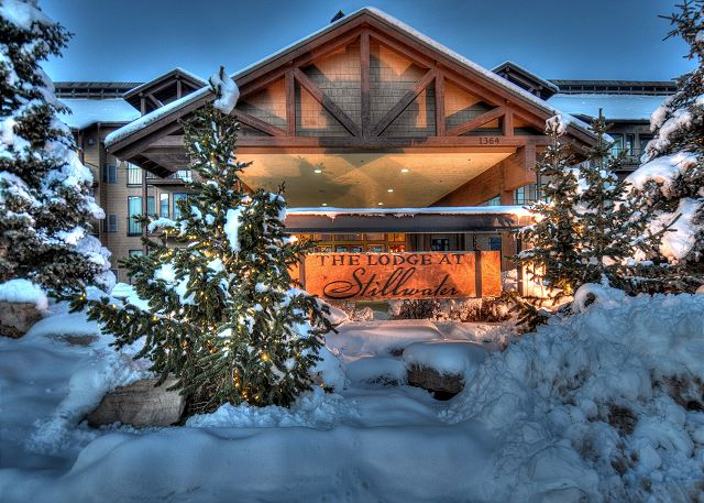 The PERFECT Winter Vacation Destination!  The Stillwater Lodge is only 3 Minutes to the Deer Valley Ski Gondola