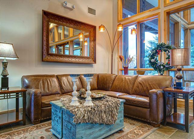 The Stillwater Lodge Lobby
