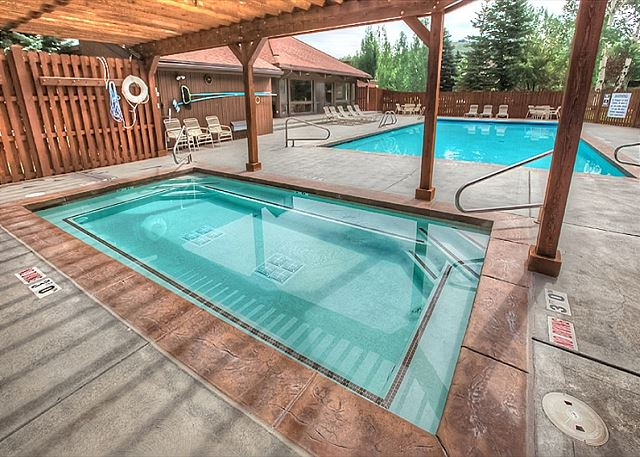 Pool and Hot Tub Open Year Round