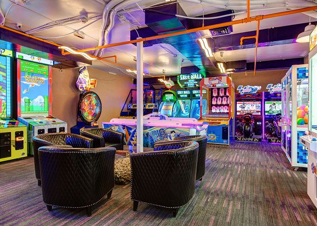 Westgate Park City Game Room