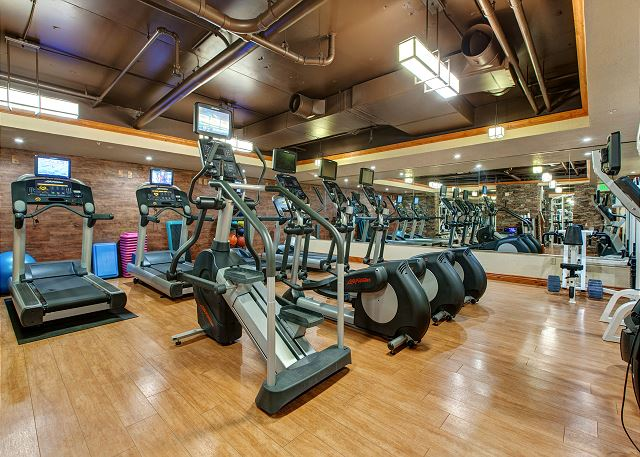 Westgate Park City Fitness Center