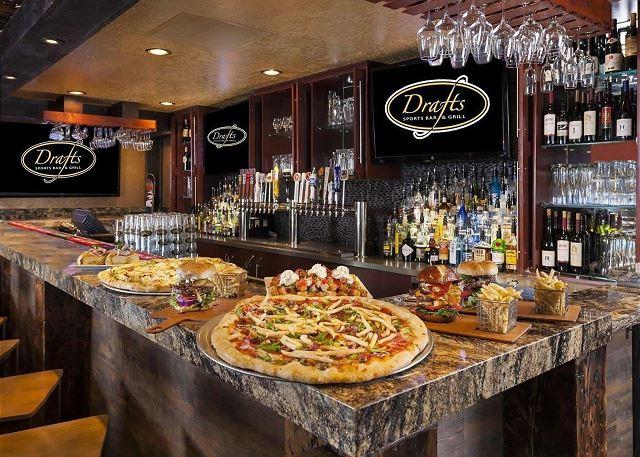 Westgate's Drafts Burgers and Beers