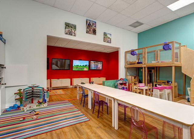 Resort Kids Center - Westgate Park City