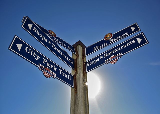No matter which direction you choose it will lead to fun!