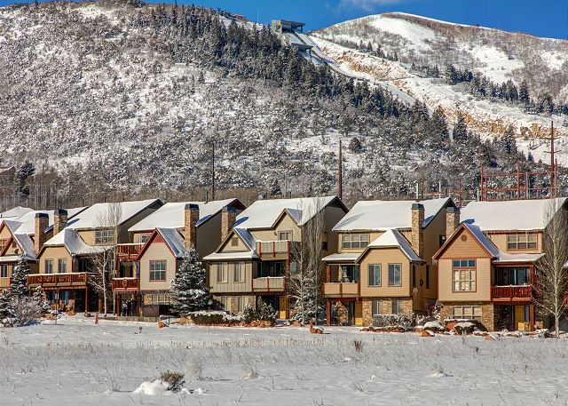 Bear Hollow Village, Park City Utah