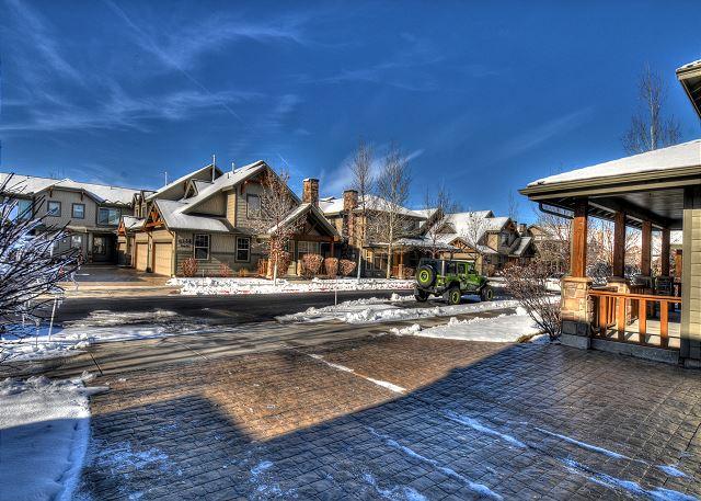 Foxpoint at Redstone-Park City, Utah