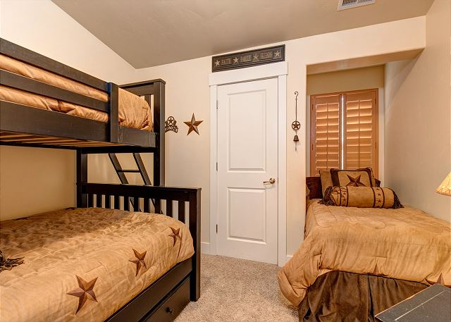 Bear Hollow Village 5431 - Park City, UT - Upstairs Bunk Room